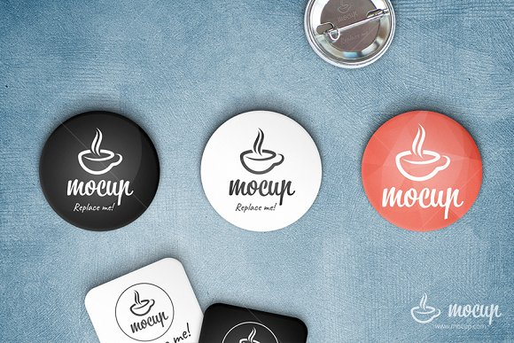 budget buttons mockup generator product mockups creative market