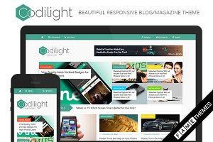 Codilight - Beautiful Magazine Theme