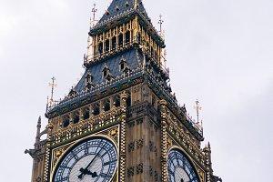Big Ben (detail)