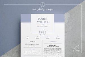 Resume/CV | Janice