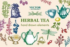 Herbal tea set vol.2