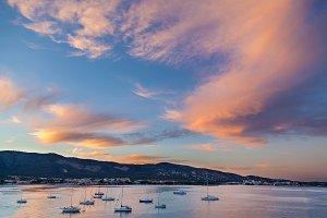 Azure harbor