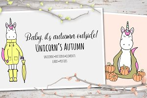 Unicorn's autumn