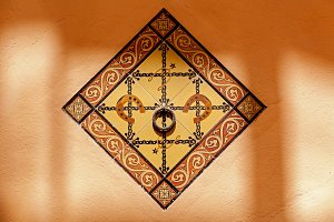 Tile ornament