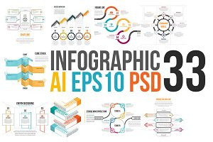 Infographic Set 33