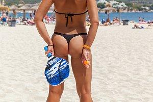 beach tennis,Beach ping pong