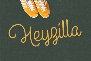 Heyzilla Family (25% off)