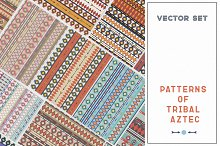 Patterns of Tribal Aztec
