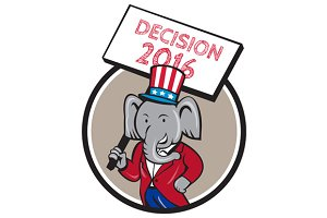 Republican Elephant Mascot Decision