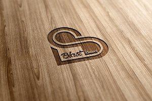 Blast Sound Logo Design