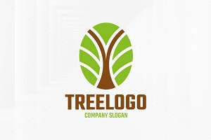 Tree Logo Template