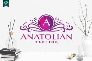 Anatolian - Classy Elegant Logo