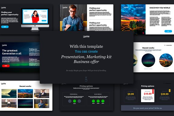 startup creative pptx template presentation templates creative