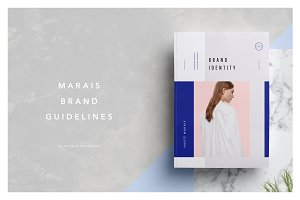 Marais Guidelines & Brand Sheet
