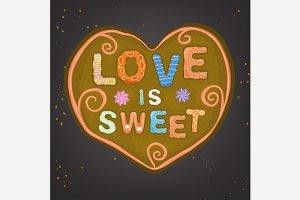 Love Gingerbread
