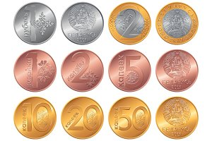 new Belarusian Money coins