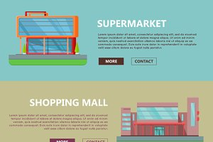 Shopping Mall Web
