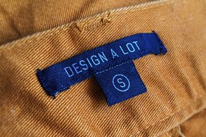 Canvas Jeans Label