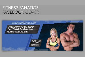 Facebook Cover - Fitness Fanatics