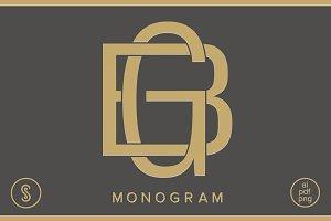 BG Monogram GB Monogram