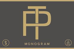 PT Monogram TP Monogram