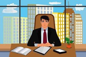 boss, work environment, director