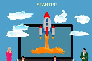 startup, launching new business