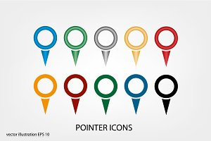 POINTER ICONS
