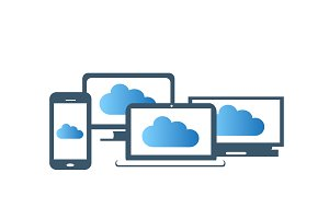 Computer devices with cloud