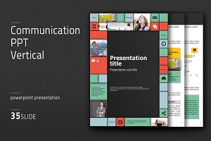 Communication PPT Vertical