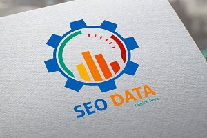 Seo Data Logo