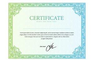 Certificate52