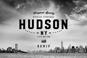 Hudson NY - Serif