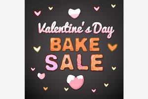 Valentine Bake Sale
