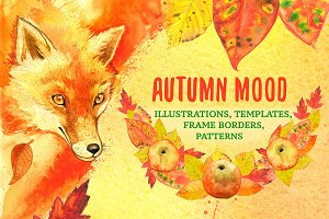 Autumn mood bundle