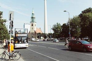 Berlin Capital of Germany TV Tower