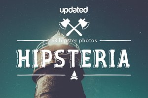 Hipsteria photo pack