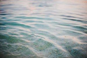Disturbing the waters