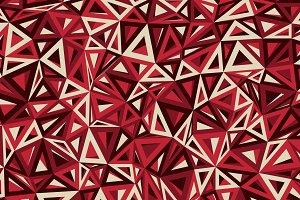 Pyramid Geometry Background