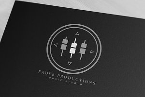 Music & Audio Production Logo