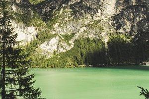 Mountainlake South Tyrol