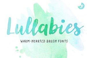 Lullabies Font Family