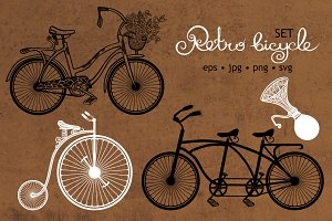Retro Bike Collection