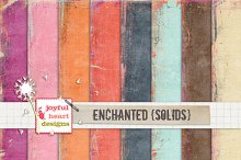 Enchanted {solids}