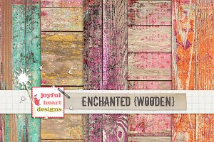 Enchanted {wooden}