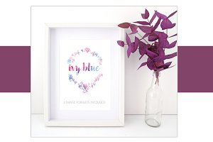 Scented Collection Pennygum Frame