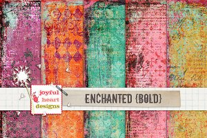 Enchanted {bold}