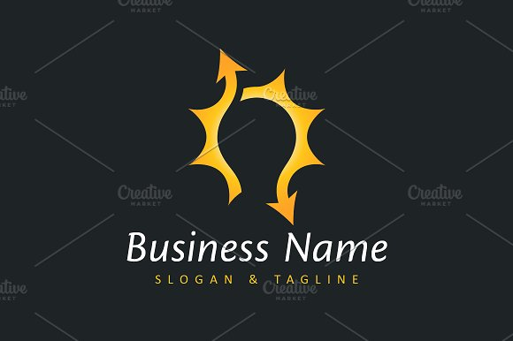 Solar Synergy Logo in Logo Templates - product preview 1