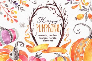 Happy Pumpkins!
