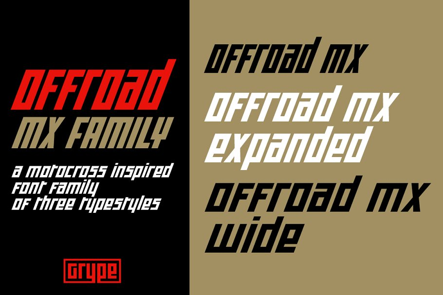 Offroad MX Family